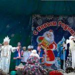 Дед мороз приехал в Тверь