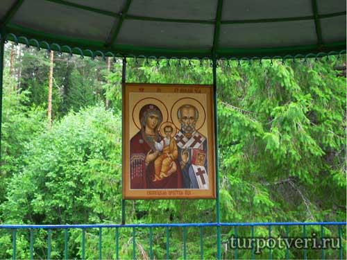 Икона Оковецкой Божьей Матери