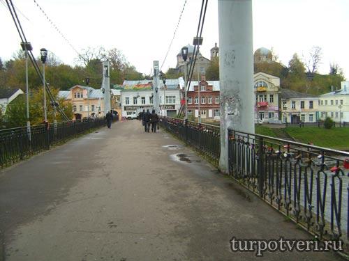 Мост в Торжке