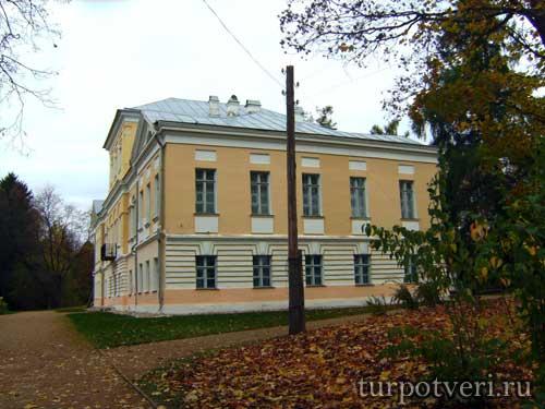 Музей Пушкина в Берново