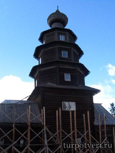 Старо-вознесенская церковь в Торжке
