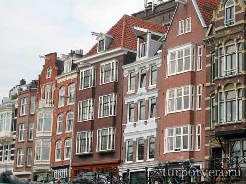 Город Амстердам