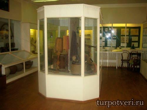 Андреапольский краеведческий музей