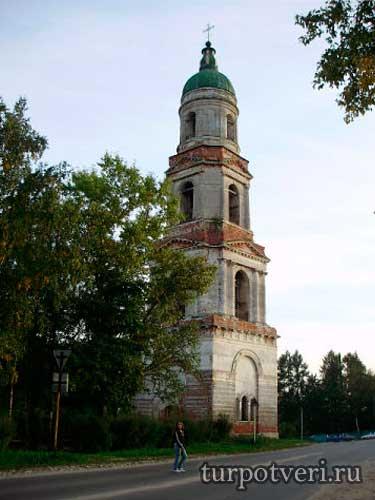 Колокольня Троицкого собора