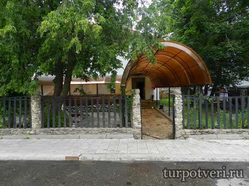 Гостиница Седа в Лихославле