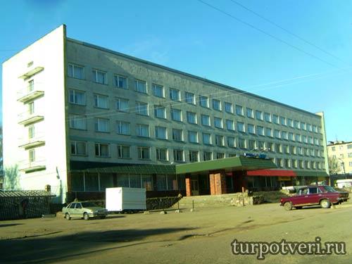 Гостиница Селигер в Осташкове