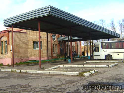 Автобусы в Ржеве