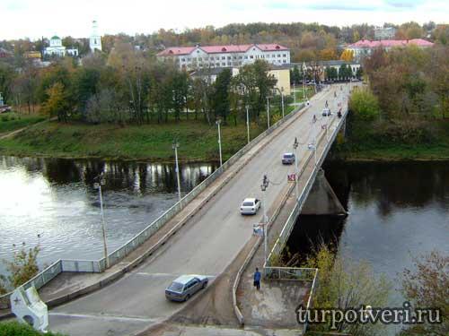 Автомобильный транспорт в Ржеве