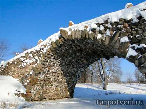 Чертов мост в Торжке