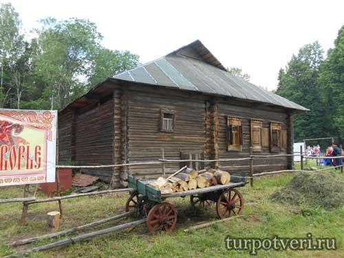 Архитектурно-этнографический музей в д. Василево