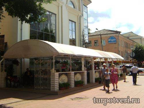Ресторан Оазис в Твери