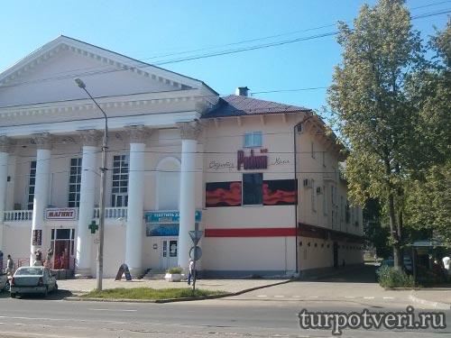Стриптиз клуб Подиум в Твери