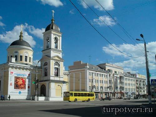 Вознесенский собор в Твери