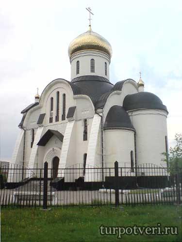 Князь-Владимирский собор в Удомле
