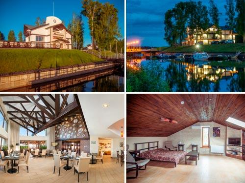 Гостиница в Весьегонске Порт-Весьегонск