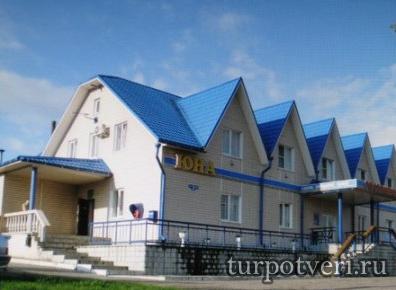 Гостиничный комплекс Юна