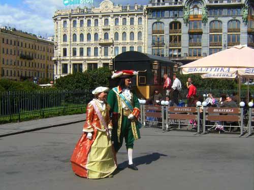В Санкт-Петербург на выходные