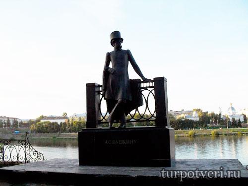 Пушкин в Тверском крае