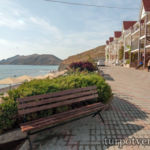 Курорт в Крыму Орджоникидзе