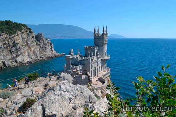 Лучший отдых в Крыму в сентябре