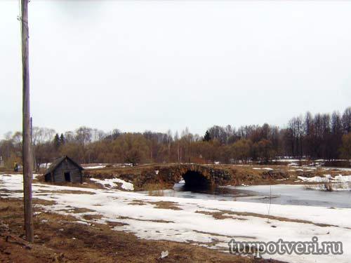 Мост в Грузинах