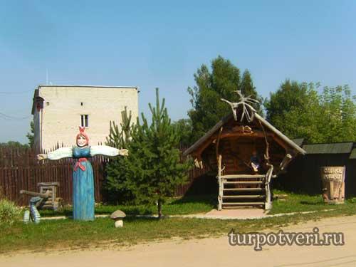 Музей гадов в Приволжском