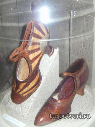 Музей обуви в Кимрах