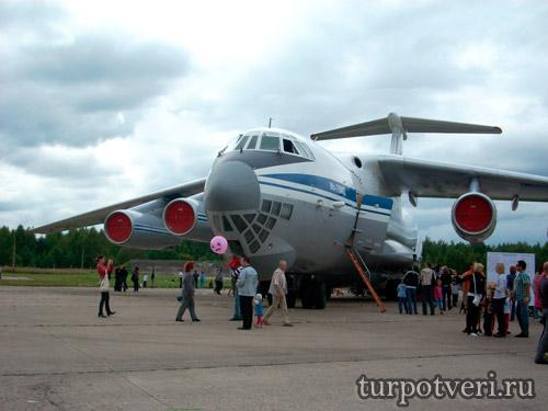 День авиации в Твери