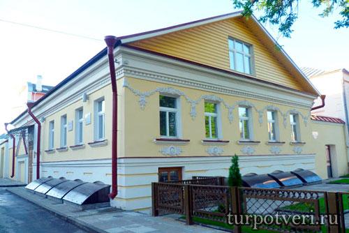 Дом поэзии Андрея Дементьева в Твери