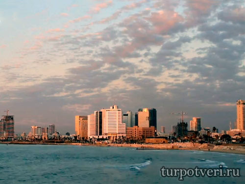 Туры в Израиль в Нес Циону