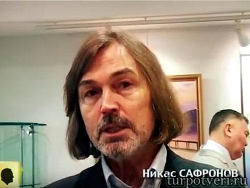 В Твери открылась выставка Никаса Сафронова