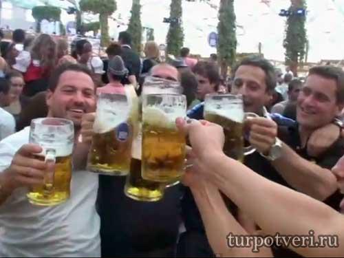 В Мюнхене открылся Октоберфест 2012