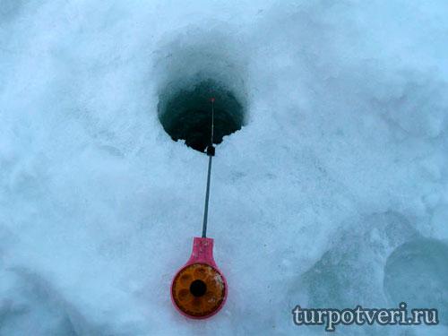 Любители зимней рыбалки встретятся под Тверью