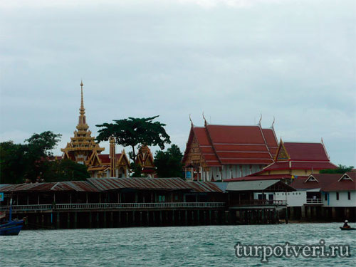 Зоны безопасности в Тайланде
