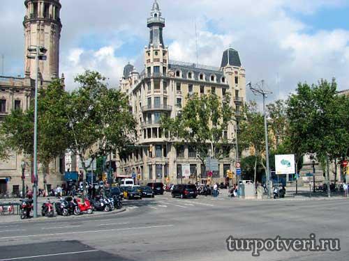 Барселона-Испания