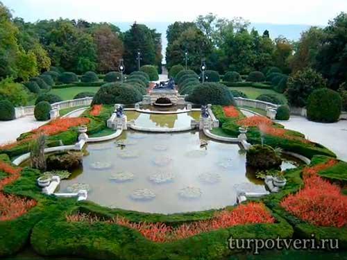 Варна в Болгарии