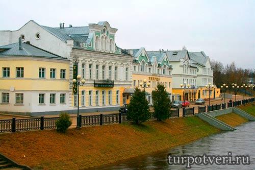 Город Торжок