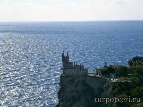 Отдых и лечение в Крыму