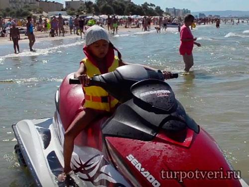 Отдых с детьми на российских курортах