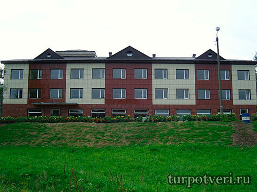Отель Boverli_hill в Зубцове