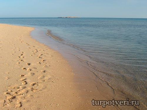 Популярные пляжи России