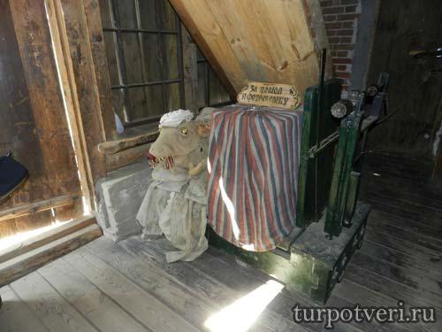 Музей дом мельника