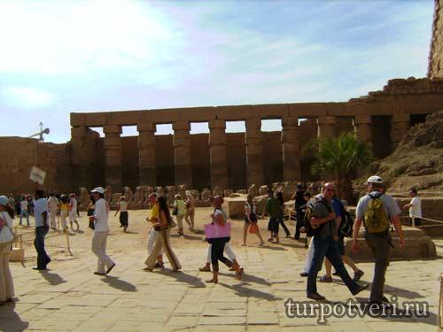 Экскурсии в Луксор