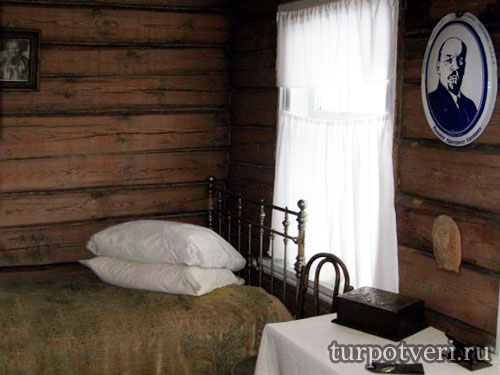 Комната Калинина в музее