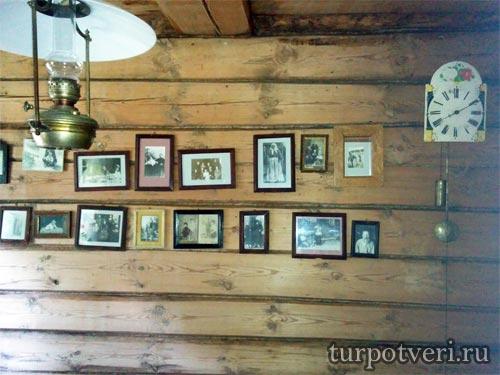 Столовая в доме музея М.И. Калинина