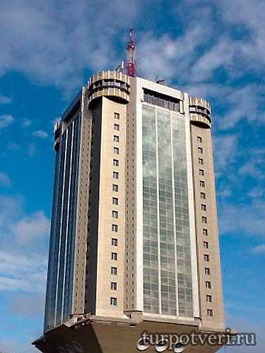 Рюмка в твери-Ресторан и отель Панорама