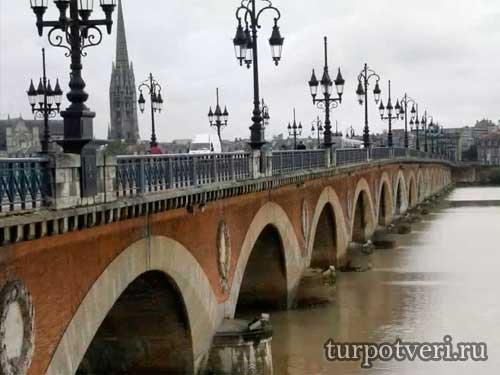 Достопримечательности Бордо, Франция
