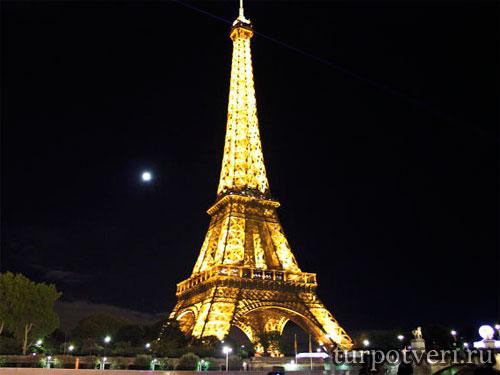 Поездка во Францию