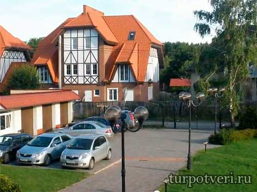 Гостевые дома Светлогорска