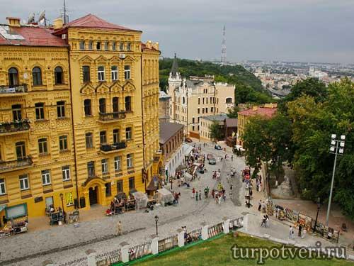Экскурсии в Киеве